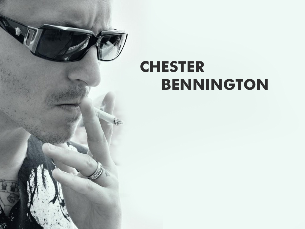 Chester Bennington Wallpapers