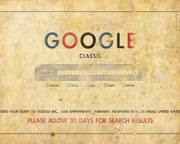 3d обои GOOGLE classic. please allow 30 days for search results  бренд