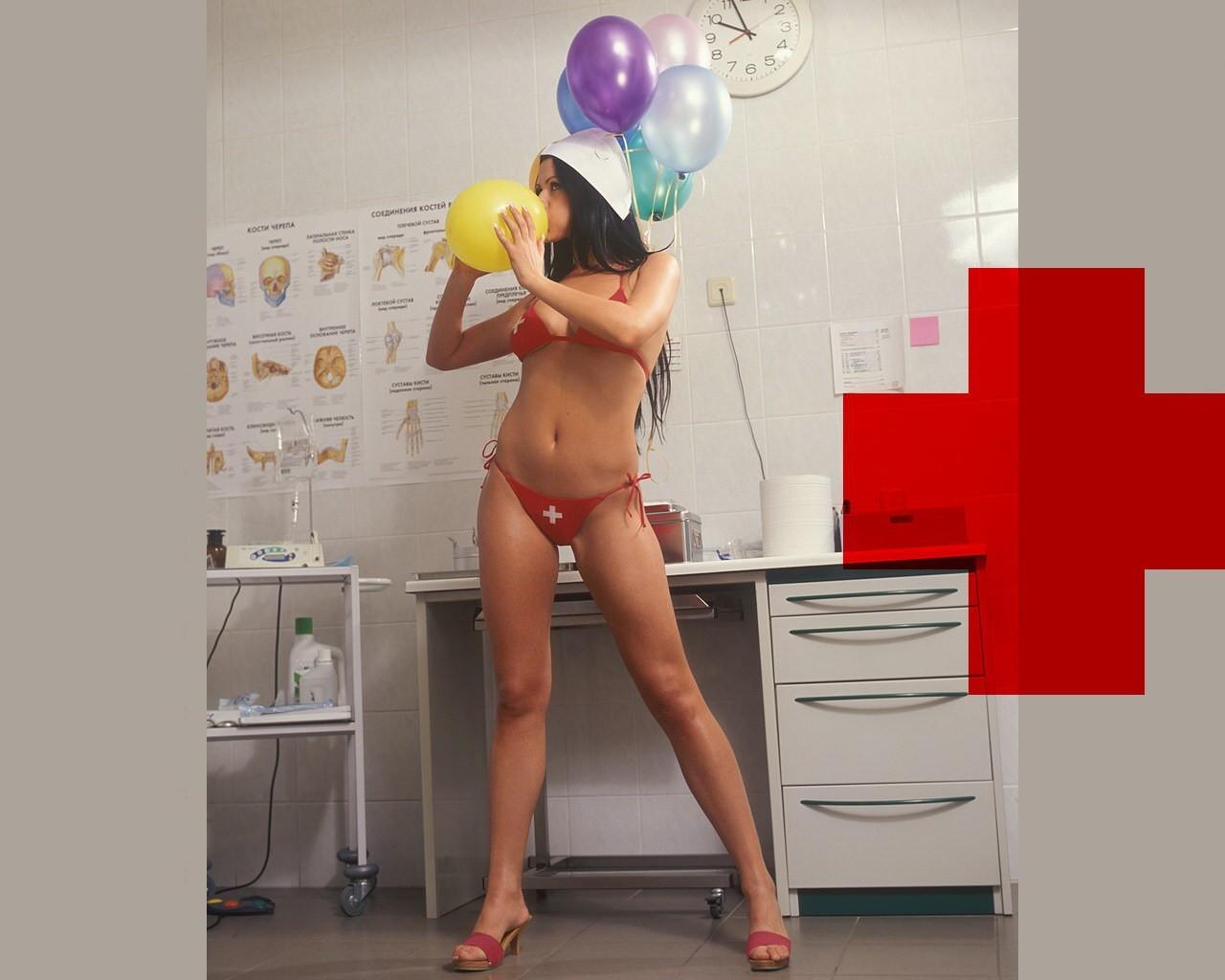Фото с медсестрами 4 фотография