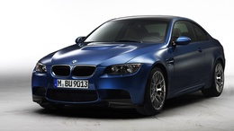 The new BMW wallpaper 2011 (M3 Coupe) Front View 1920x1080