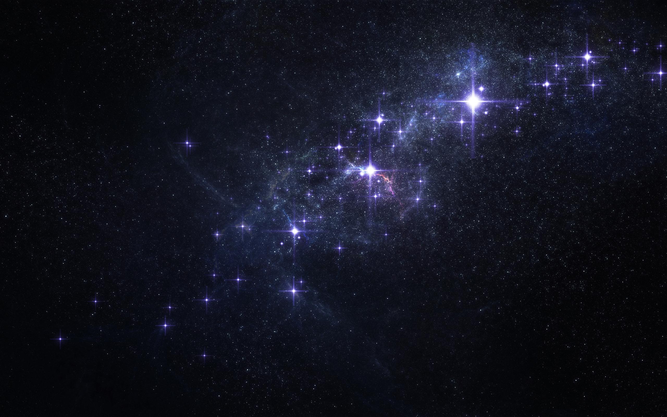 Sterne-Hintergründe