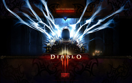 3d обои Игра Diablo (and the heavens shall tremble, Bizzart intertaiment, all righst reserved)  милитари