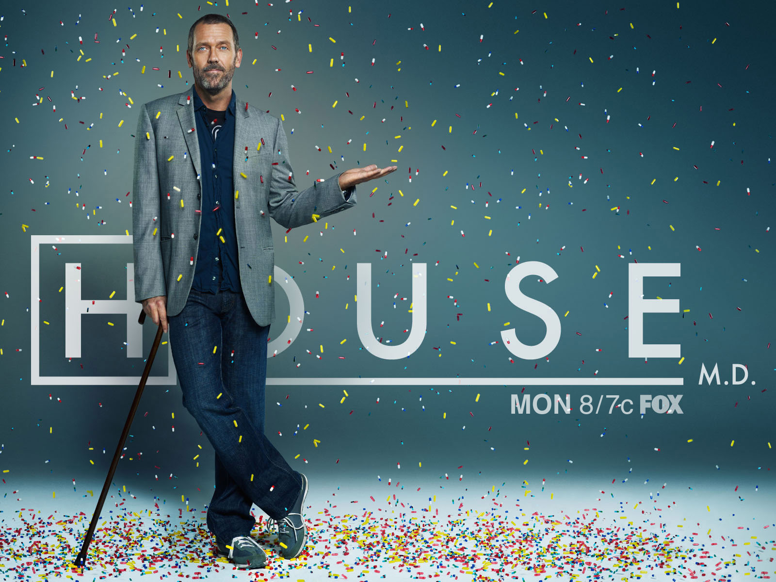 House Wallpaper Dr House wallpaper in the