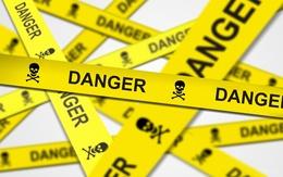 Wallpaper Danger / Danger 2560x1600