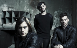 Wallpaper amerikanische Rockband 30 Seconds to Mars 2560x1600