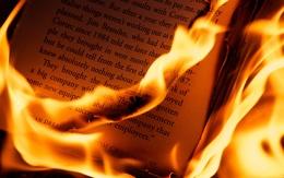 Die Geschichte der brennenden Flamme wallpaper 2560x1600