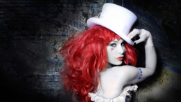 3d обои Emilie Autumn / Эмили Оутомн  тату