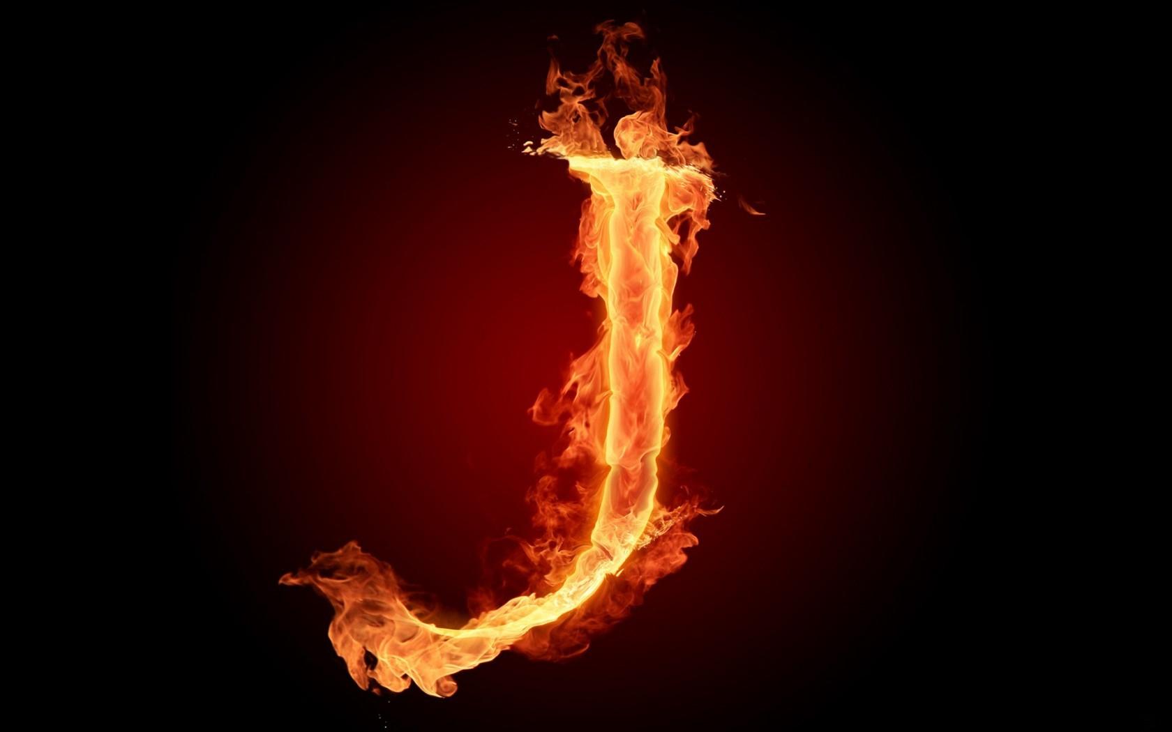 Как из букв сделать огонь 811